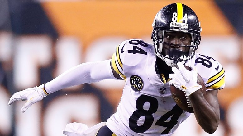 antonio brown steelers