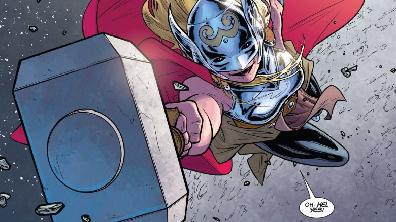 characters worthy enough to wield thor s hammer