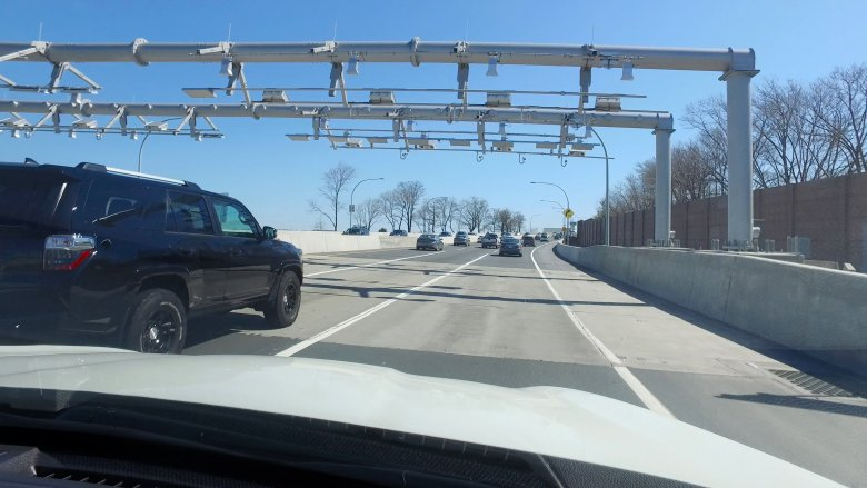 automated toll road