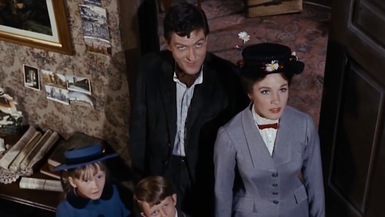 mary poppins uncle albert