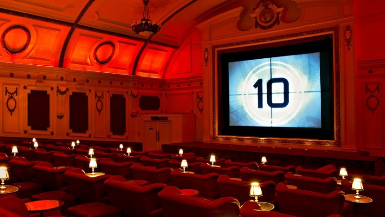Ranking The World S Most Expensive Movie Theaters