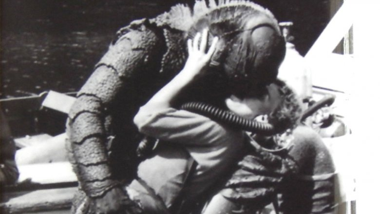 creature black lagoon set photo