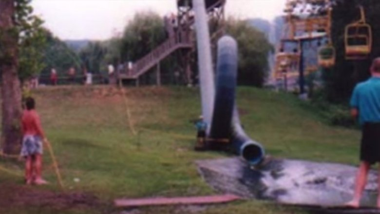 cannonball loop action park