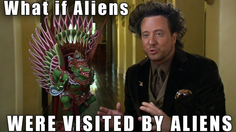 he likes being a meme 1477923955 the untold truth of giorgio a tsoukalos