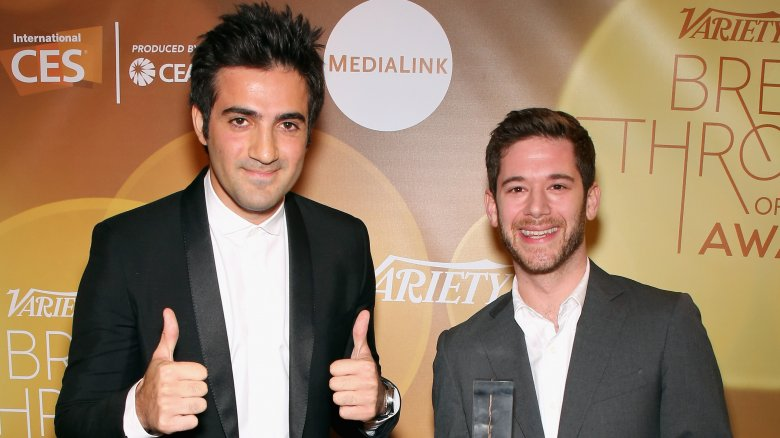 Rus Yusopov and Colin Kroll