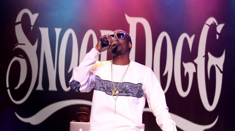 snoop dogg stage
