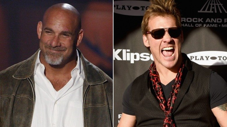 goldberg chris jericho