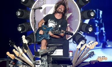 Foo Fighters' Sonic Highway World Tour At The Forum