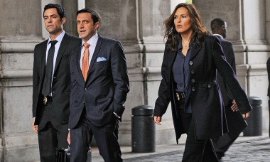 "On Location For ""Law & Order: SVU"""