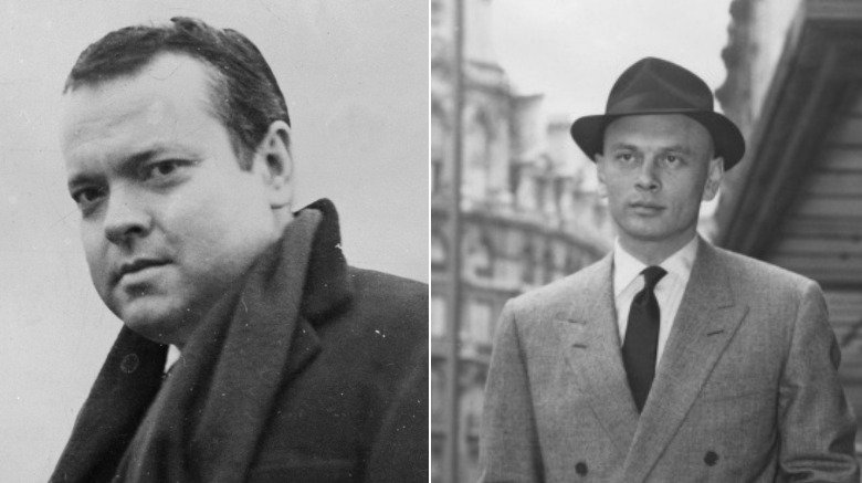 orson welles and yul brynner