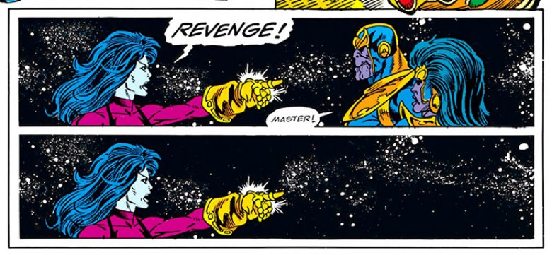 nebula beats thanos
