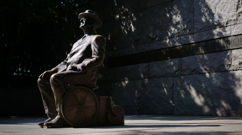 Statue of FDR