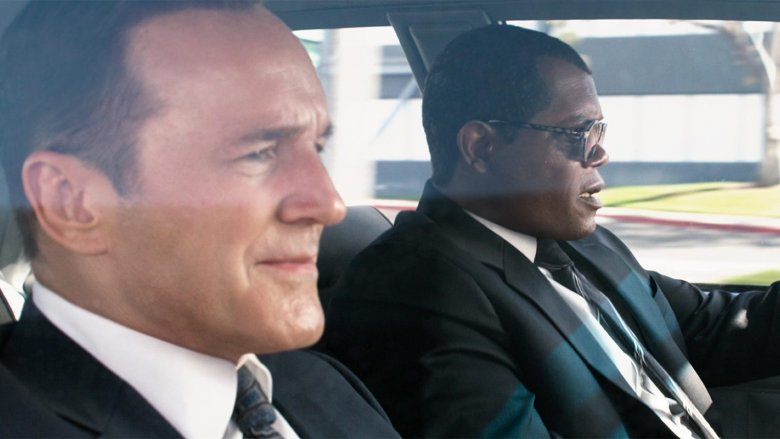 coulson and fury