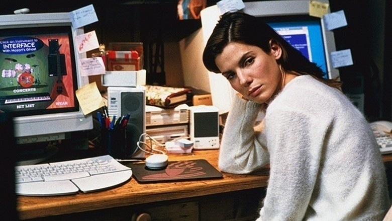 net sandra bullock movie