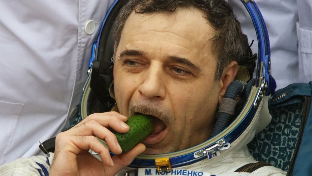Foods astronauts aren't allowed to eat in space