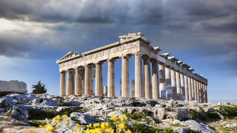 Messed Up Things In Ancient Greece
