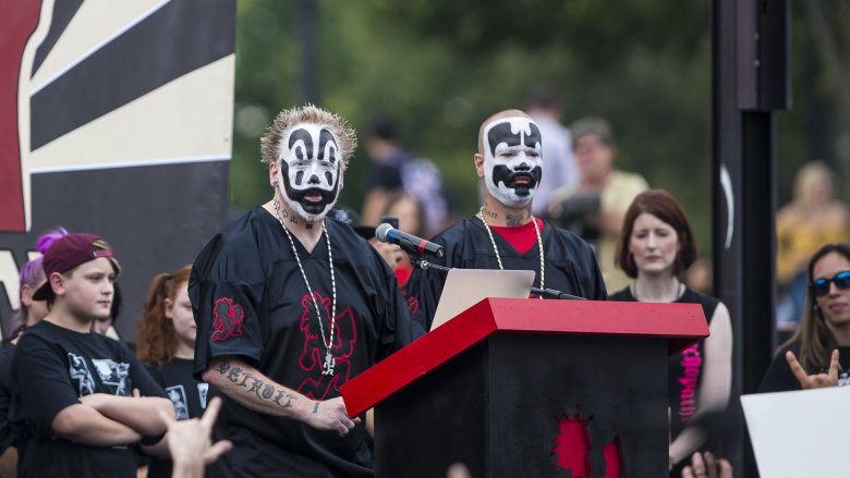 insane clown posse concert