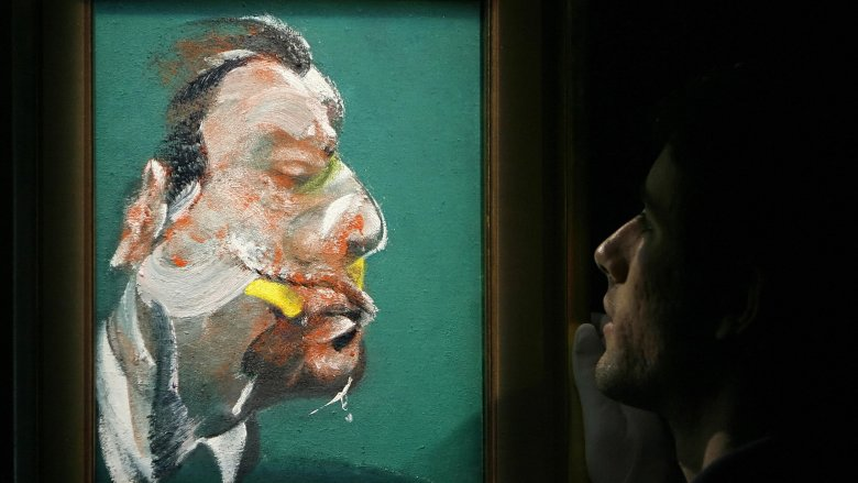 Francis Bacon portrait of George Dyer