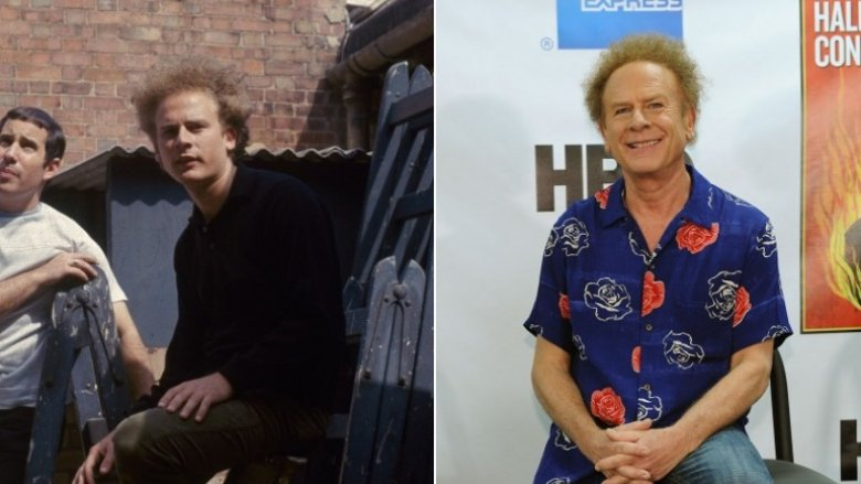art garfunkel then now
