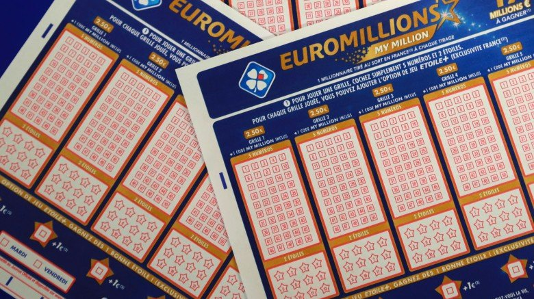 euromillions lottery ticket
