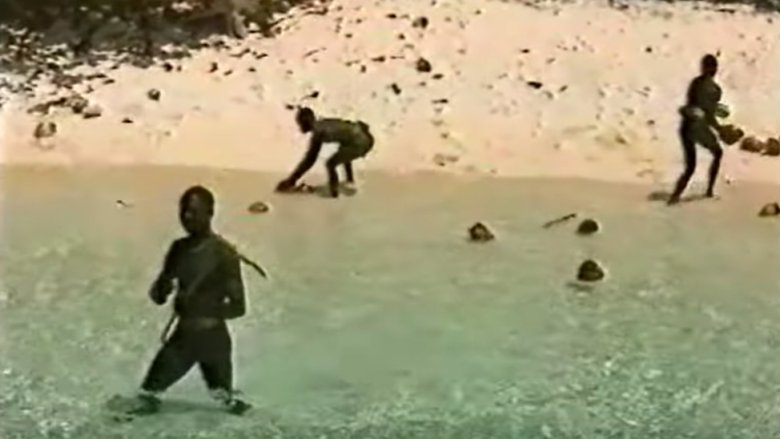 north sentinelese people