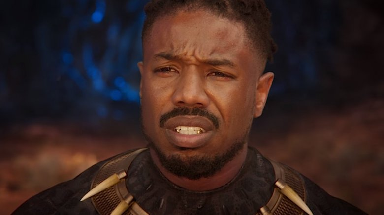 killmonger michael b jordan Black Panther
