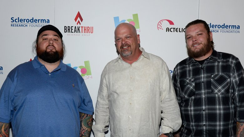 The cast of 'Pawn Stars'