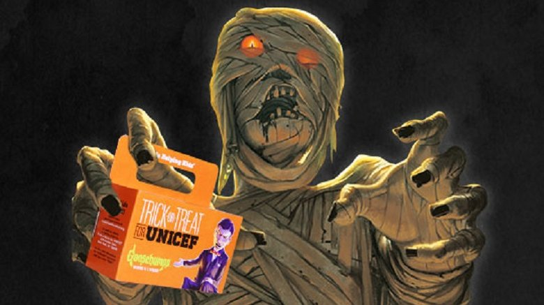 UNICEF, mummy