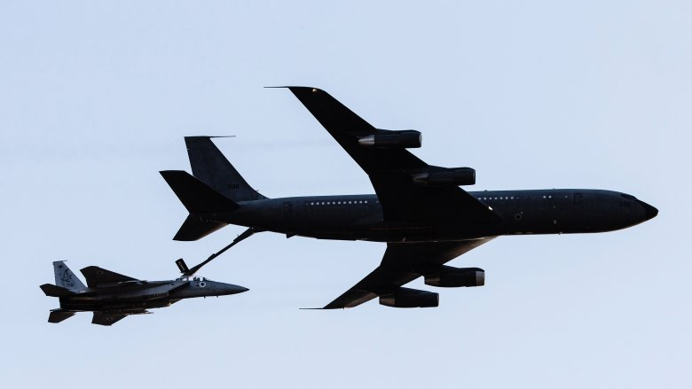 airplanes Refueling