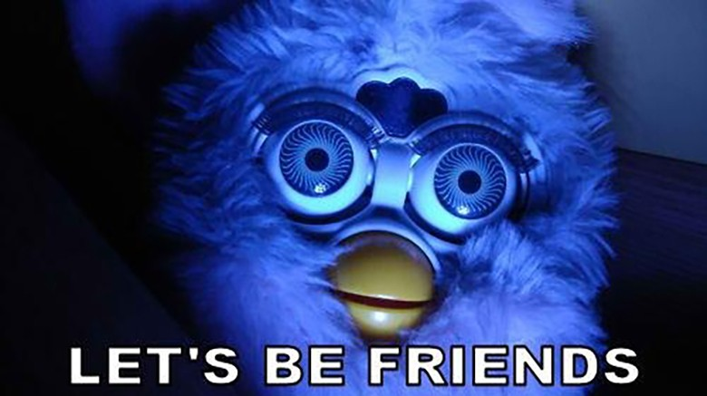 The Funniest And Scariest Evil Furby Stories