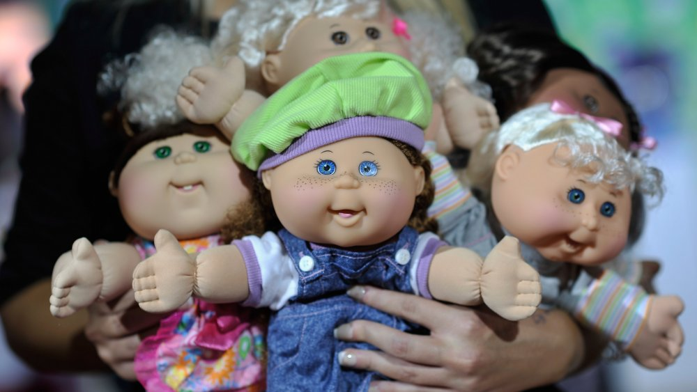 Cabbage Patch Kids, Christmas toy