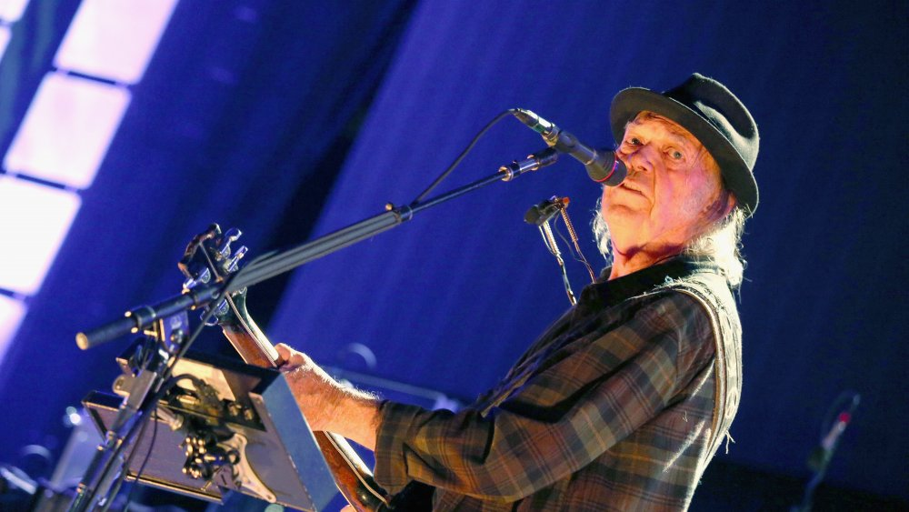 The one song Neil Young wrote that he couldn't stand