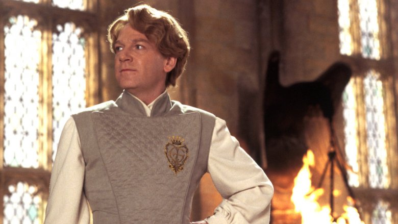 Kenneth Branaugh in Harry Potter and the Chamber of Secrets