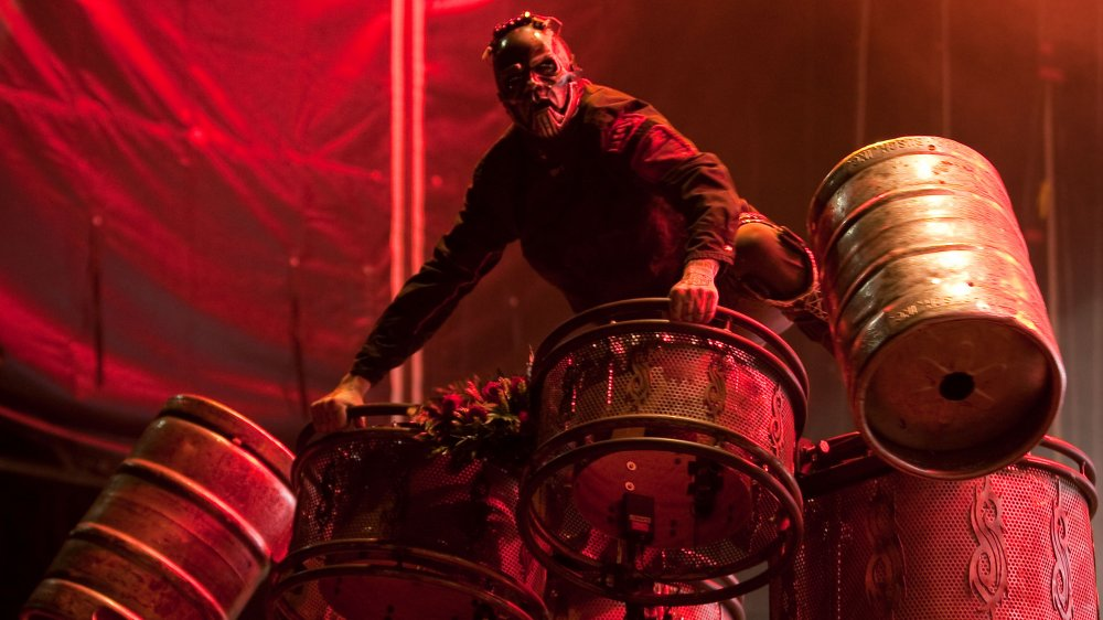 The real reason Chris Fehn left Slipknot