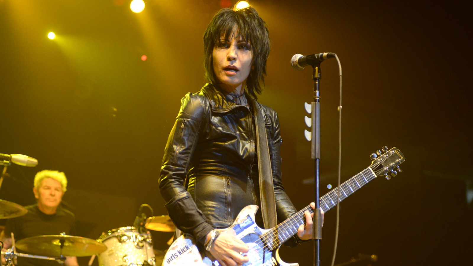 The Real Reason Joan Jett Didn't Want To Be In An All-Women Band