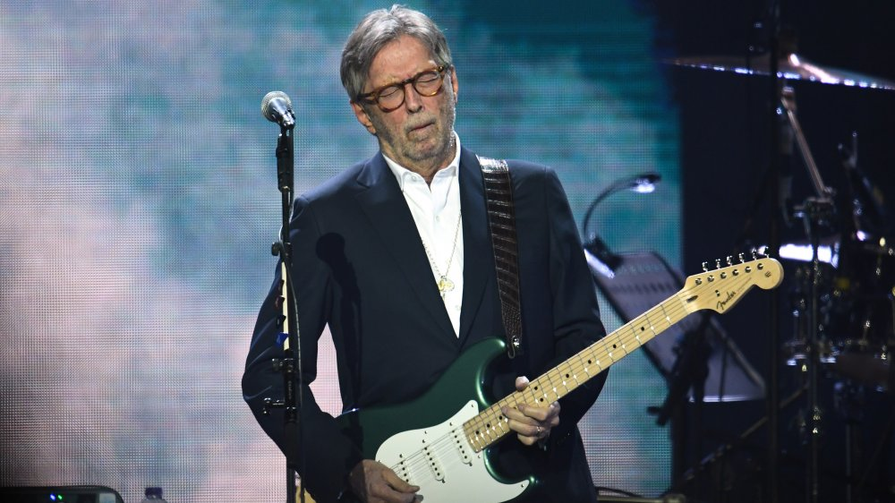 The Real Reason Why Eric Clapton Left The Yardbirds