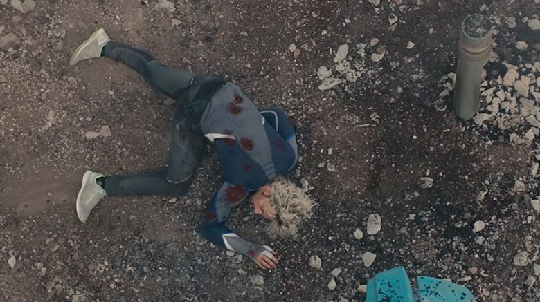 Quicksilver's death