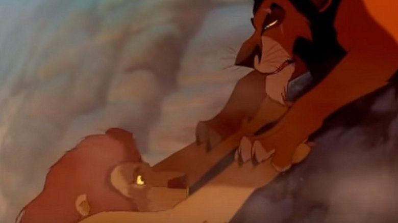 mufasa death lion king
