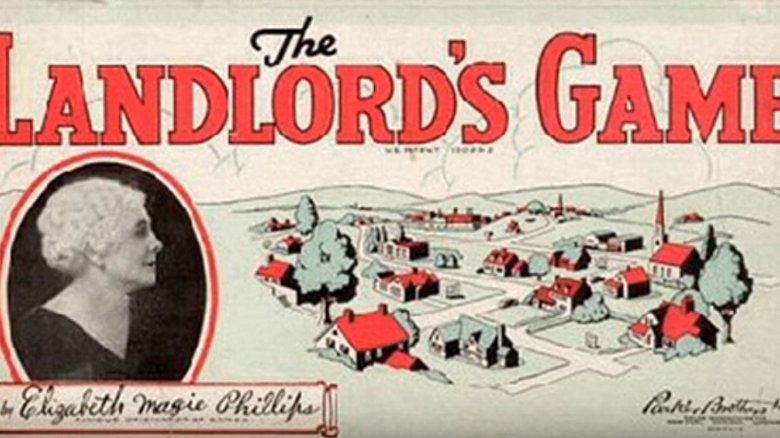 original monopoly landlord game