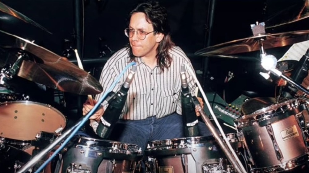 The tragic death of Jeff Porcaro from Toto
