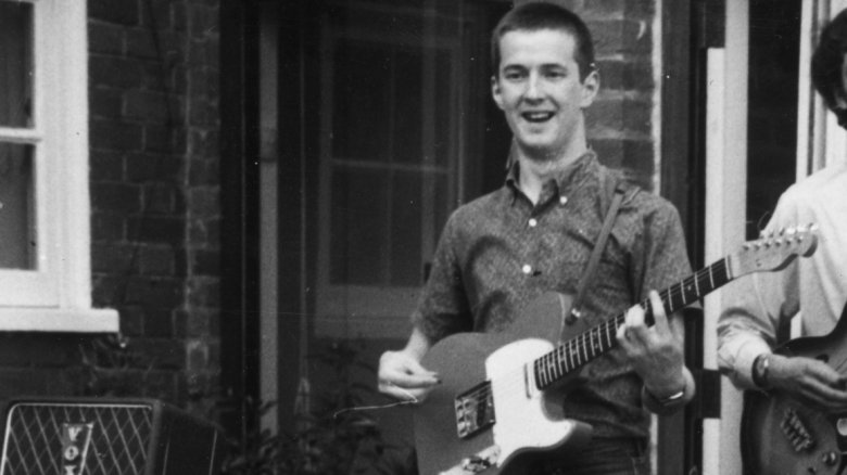 eric clapton young