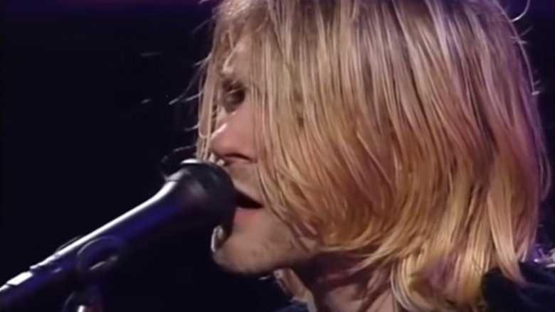Cobain live performance