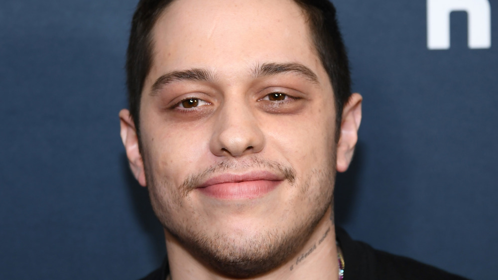 The Tragic Real-Life Story Of Pete Davidson