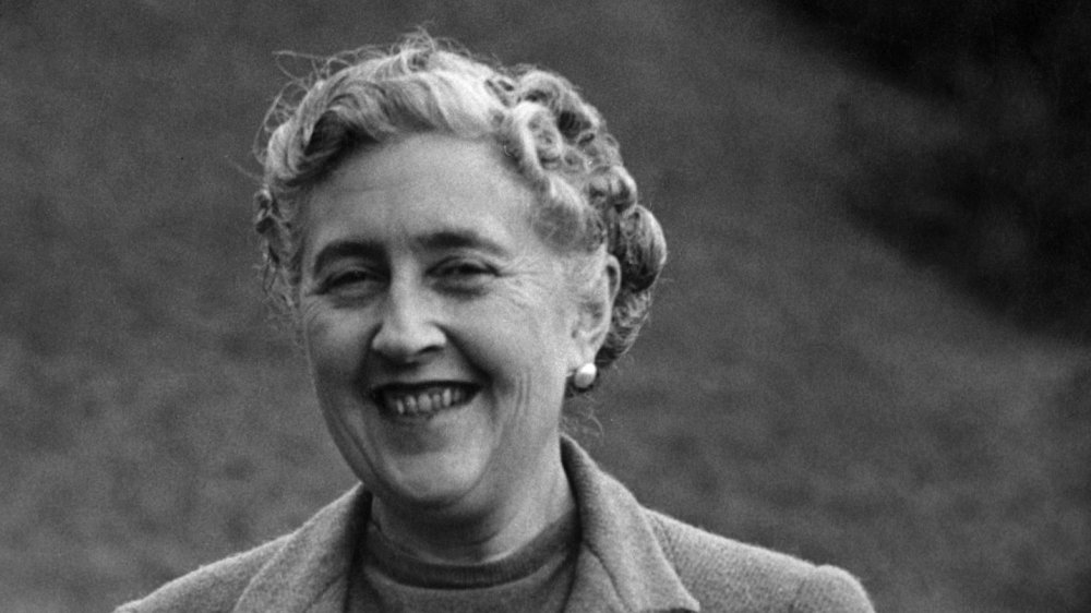 The truth about Agatha Christie's mysterious alias