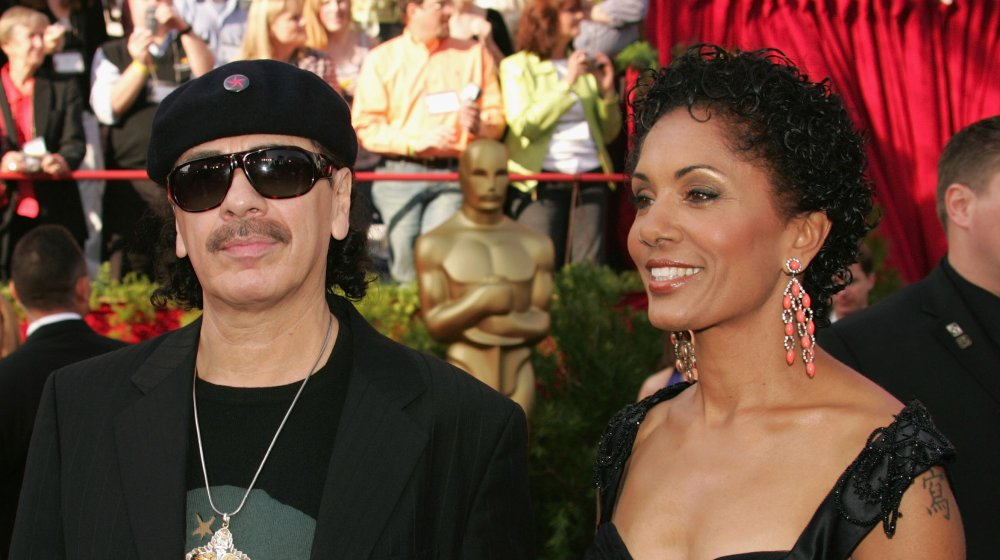 The Truth About Carlos Santana's Wives