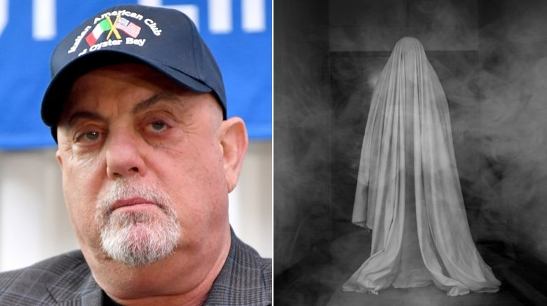 Billy Joel, a ghost