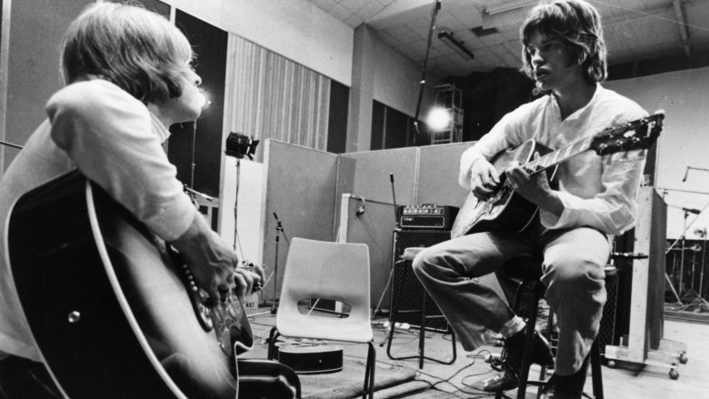 mick and brian