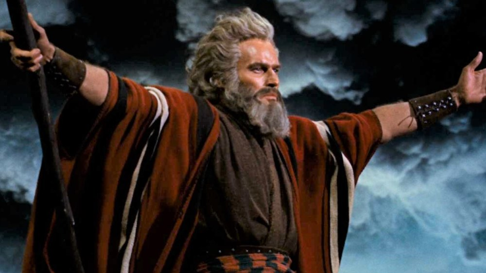 The Untold Truth Of Moses