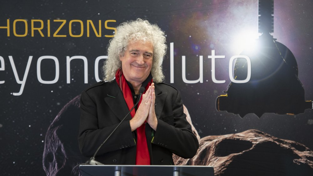 Brian May in 2018
