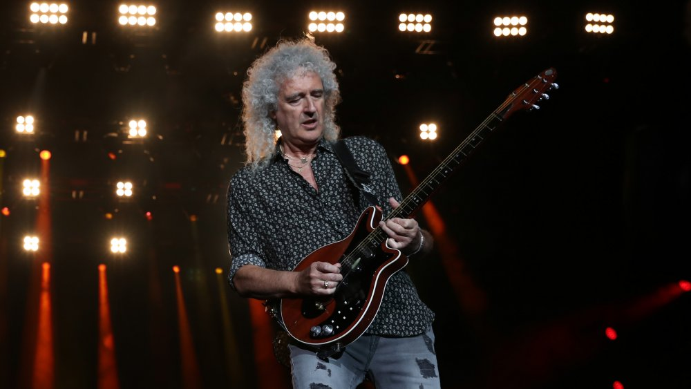 Brian May in 2020